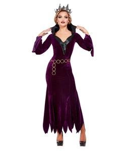 Purple Evil Queen Costume