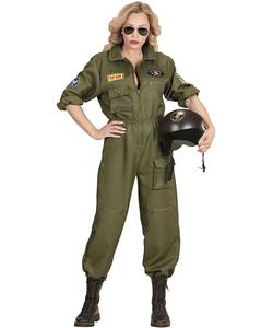 Fighter Jet Pilot Costume
