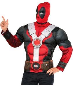 Deadpool Muscle Chest