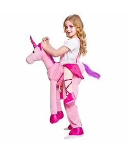 Deluxe Ride On Fairy Tale Unicorn