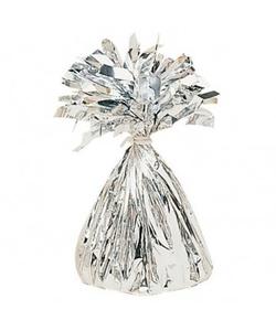 Foil Balloon Weight - Silver
