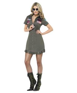 Deluxe Top Gun Costume