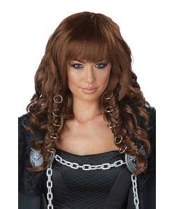 Warrior Queen Wig