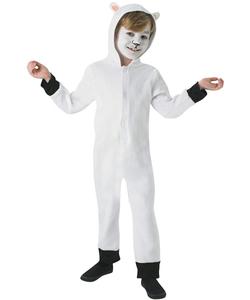 Child's Nativity Sheep Costume