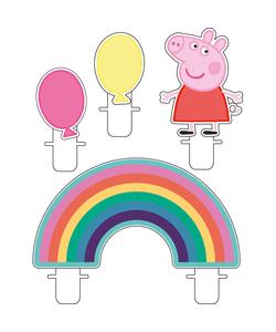 Peppa Pig Candle Sets
