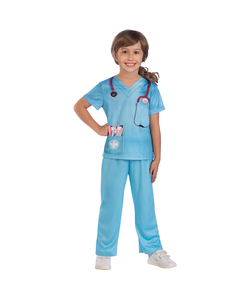 Doctor Sustainable Costume - Kids