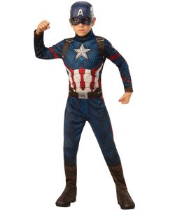 Avengers Assemble Classic Captain America Costume