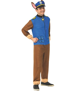 Paw Patrol Chase - Adults Costume