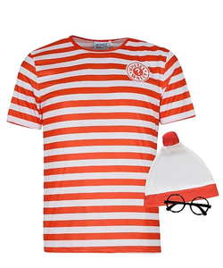 Adult Where's Wally Kit