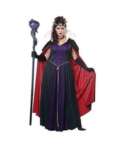 Evil Storybook Queen - Plus Size