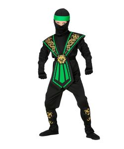 Green Kombat Ninja - Tween