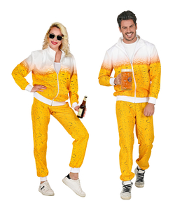 Beer Shell Suit
