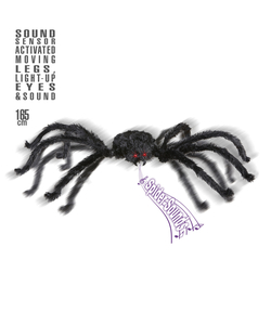 Animated Giant Spider