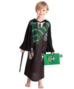 Harry Potter Slytherin Robe - Kids