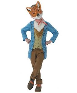 Mr Fox Costume - Kids