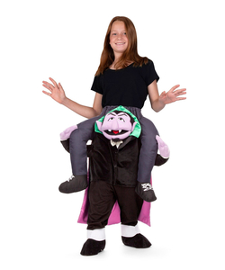 Ride On Dracula Costume - Kids