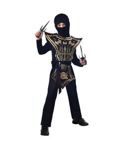 Ninja Assassin Costume - Kids
