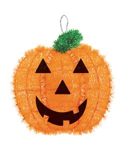 Tinsel Pumpkin Decorations