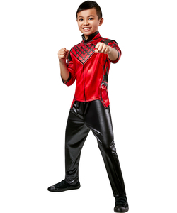 Deluxe Shang - Chi Costume - Kids