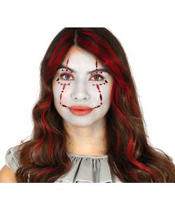 Clown Face Jewels