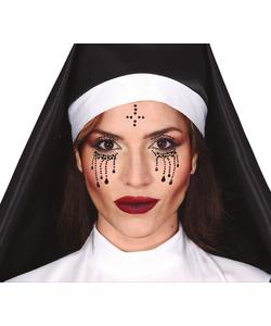 Nun Face Jewels