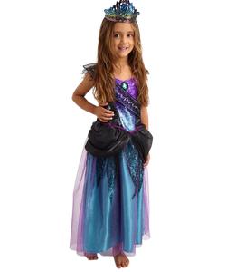 Halloween Purple Princess Costume - Kids