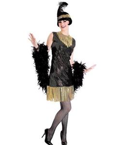 Art Deco Flapper Costume
