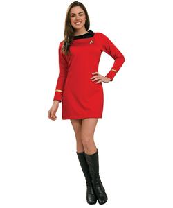 Star Trek Uhura Ladies Costume