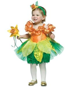 Infant Daffodil costume