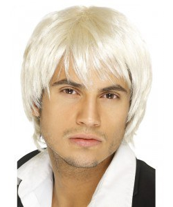 Boy Band Wig - Blonde
