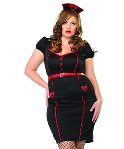 Nurse Knockout costume - Plus size