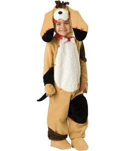 Precious Puppy costume - toddler IC