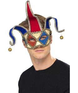 Jester Eye Mask