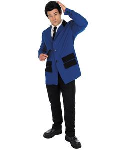Teddy boy costume - blue
