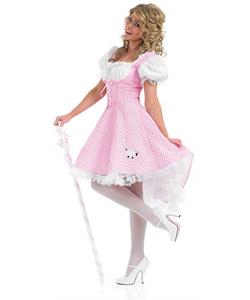 bo peep costume - long dress