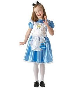 Deluxe Alice In Wonderland - Kids