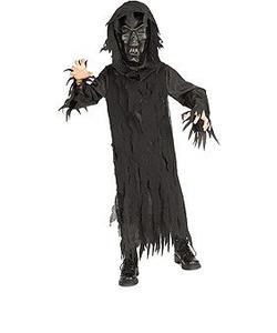 Kids Skeleton Lord Costume