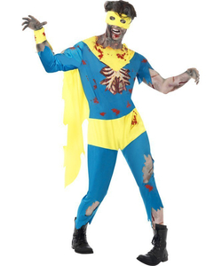Zombie SuperHero costume