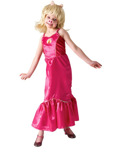 Miss Piggy Costume - Kids