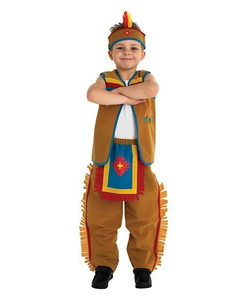 Kids American Indian Costume