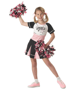 Kids All Star Cheerleader costume