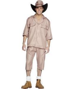 Plus size explorer costume