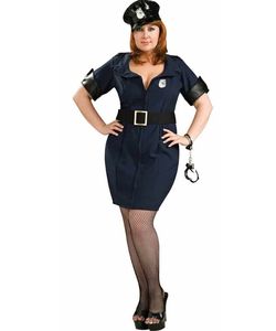 Officer Law - Plus Size