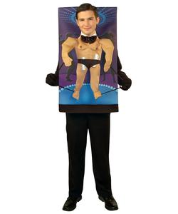 Male Stripper Teenie Weenies Costume