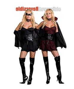 Vampire/Bat Costume