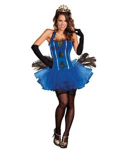 royal peacock costume