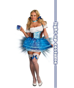 Heidi Go Lightly Costume