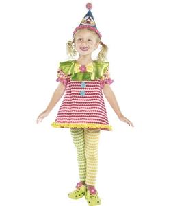Clown Cutie Costume - Kids