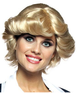 Love Boat Julie Mccoy Wig