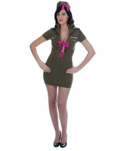 Platoon Commander Costume